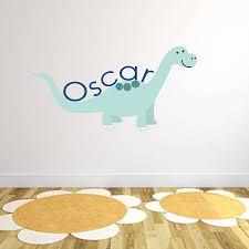 custom dinosaur fabric name sticker by littleprints custom dinosaur fabric name sticker