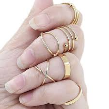knuckle rings images Maestro makeover gold knuckle rings 6 pcs ng jpg