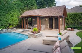 pool houses cabanas landscape structures betz pools