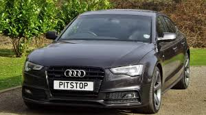 audi crawley used cars audi a5 sportback 3 0 tdi quattro s line sold at taylors pitstop