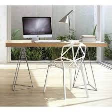 faire un bureau en bois 5 bureaux en bois design à moins de 400 euros