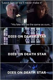 Funny Star Wars Meme - 40 star wars prequel memes picture video funny pictures and gifs