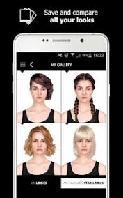 try hairstyles on my picture style my hair hair styles and hair colors try on android apps