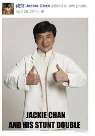 Meme Jackie Chan - 31 times jackie chan s facebook page was crazy and adorable smosh