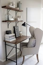 Chairs For Small Spaces by Best 25 Small Desk Space Ideas On Pinterest Small Office Desk