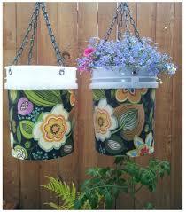 the garden bucket a space saving upside down vegetable planter