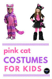 costumes for kids pink cat costumes for kids this