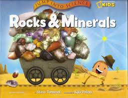 rocks and minerals u0027 a book by steve