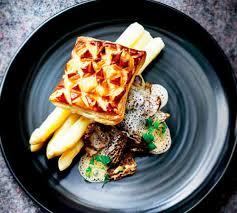 comment cuisiner des morilles fraiches d asperges aux morilles fraiches par marc haeberlin