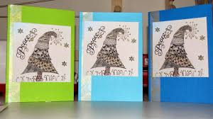crafterdays holiday creations zentangle christmas cards