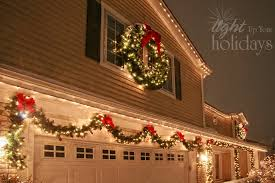exterior christmas lighting idea exactly what i want the outside