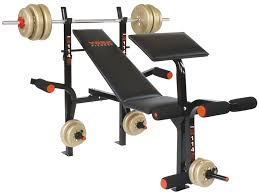 Multi Gym Bench Press Benches Flat U0026 Adjustable Benches Gym Equipment York Barbell