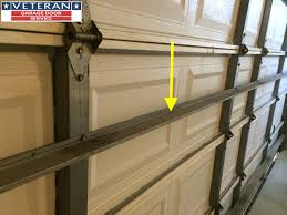 garage door repair baltimore md should i install a strut or replace my garage door section