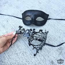 masquerade mask for couples masquerade mask couples set his hers classic phantom
