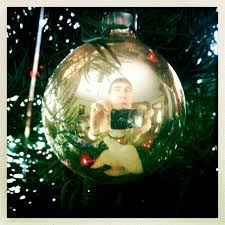 flying home for the ornaments