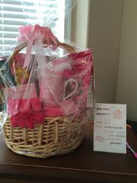 baby shower prize basket giveaway one of the baby shower