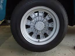 renault gordini r8 race wheels for r8 gordini