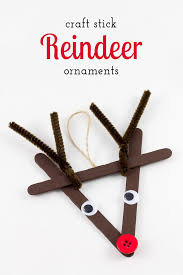 Kids Reindeer Crafts - 15 easy reindeer crafts for kids reindeer craft simple crafts