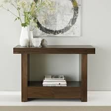 buy bentley designs akita walnut console table online cfs uk