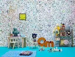 papier peint chambre enfant déco le retour triomphal du papier peint