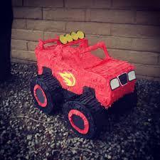 chico monster truck show piñata de blaze u0026 the monsters machines panamá follow us at