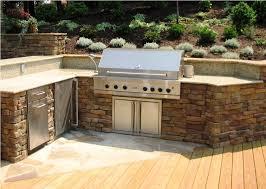 bbq kitchen ideas backyard outdoor bbq kitchens ideas