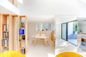 Dining Room Bookshelves Custom Stepped Bookshelves Steal The Spotlight Inside This Posh