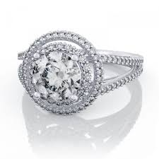 engagement settings free diamond rings halo diamond ring settings only halo diamond