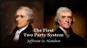jefferson vs hamilton graphic organizer and powerpoint