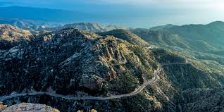 Mt Lemmon Hiking Trails Map Mount Lemmon Scenic Byway Arizona
