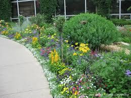 excellent flower garden designs front yard with flower garden