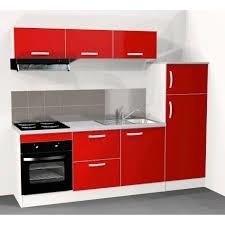 cuisine electromenager inclus cuisine equipee electromenager inclus avec blanc surprenant