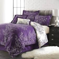girls purple bedding blue and purple bedding sets spillo caves