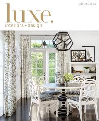 Miami Home Design Remodeling Show Spring 2015 Luxe Magazine Spring 2015 Los Angeles By Sandow Media Llc Issuu