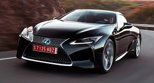 lexus lc f 600hp lexus lc f poised to debut at october s motor