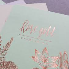rose gold oh rose gold you u0027re making me blush rise and shine letterpress