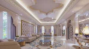 luxury interior design in dubai spazio