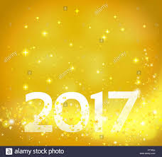 happy new year backdrop golden abstract background with 2017 number happy new year stock