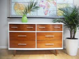 how i paint mid century furniture u2014 martha leone design