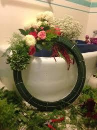 how to make a wreath how to make a fresh flower wreath emily henderson