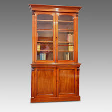 victorian mahogany library bookcase now sold hingstons antiques