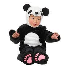 Infant Toddler Halloween Costume Panda Bear Infant Toddler Halloween Costume Walmart