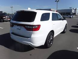 dodge crossover white 2018 new dodge durango gt rwd at landers chrysler dodge jeep ram