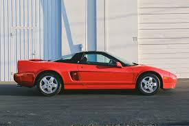 first acura ever made the original acura nsx development history and driving the icon