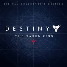 are destiny the taken king legendary edition and digital