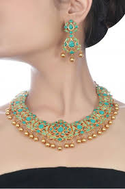 white gold turquoise necklace images 572 best jewelry necklace sets images india jewelry jpg