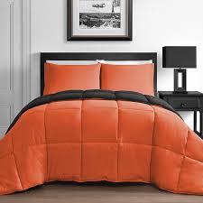 Comforter Orange Orange Bedding Sets U2013 Ease Bedding With Style