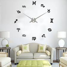 Decorative Wall Clocks For Living Room Popular Large Wall Mirrors Decorative Buy Cheap Large Wall Mirrors