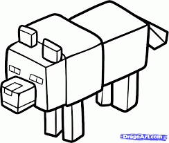 minecraft coloring pages unicorn free minecraft coloring pages get coloring pages