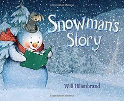 snowman books children jenny evolution